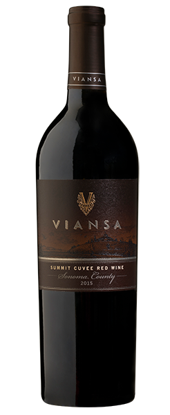 2015 Viansa Summit Cuvee Red Blend, Sonoma County, 750ml
