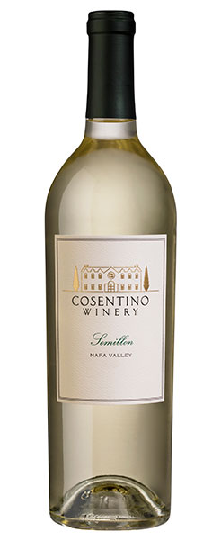 2015 Cosentino Winery Semillon, Napa Valley, 750ml