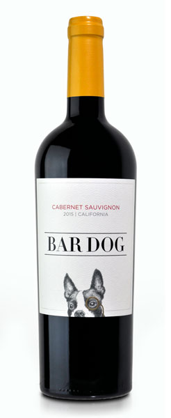2015 Bar Dog Cabernet Sauvignon, California, 750ml