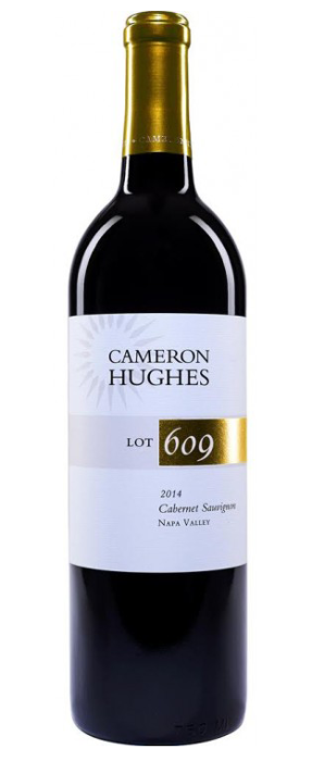 2014 Cameron Hughes Lot 609 Cabernet Sauvignon, Napa Valley, 750ml