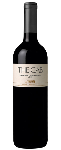 2014 Cosentino Winery THE CAB, Lodi, 750ml