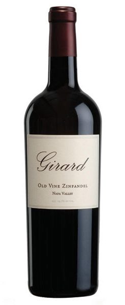 2014 Girard Old Vine Zinfandel, Napa Valley, 750ml