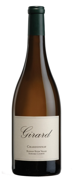 2015 Girard Chardonnay, Russian River Valley, 750ml