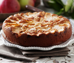 Cinnamon Apple Cake Image