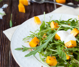 Fall Arugula Salad