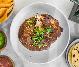 Chipotle Chicken Mole