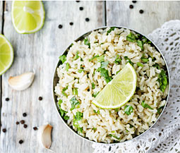 Cilantro Lime Rice Image