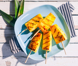 Grilled Pineapple Image