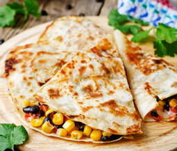 Baja Chicken Quesadillas