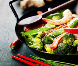 Spicy Vegetable Stir-Fry