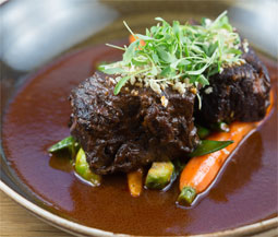Red-Wine Braised Short Ribs