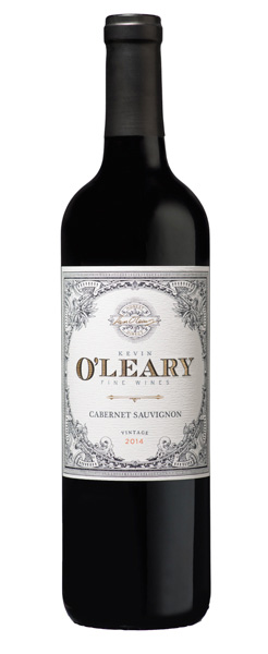 2014 Kevin O'Leary Cabernet Sauvignon, California, 750ml
