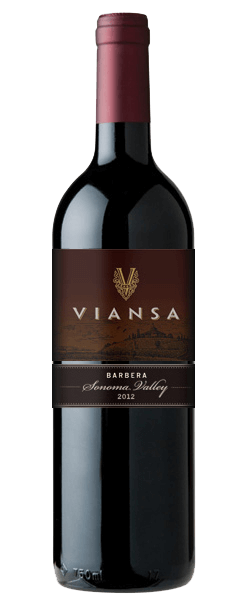 2012 Viansa Barbera, Sonoma Valley, 750ml