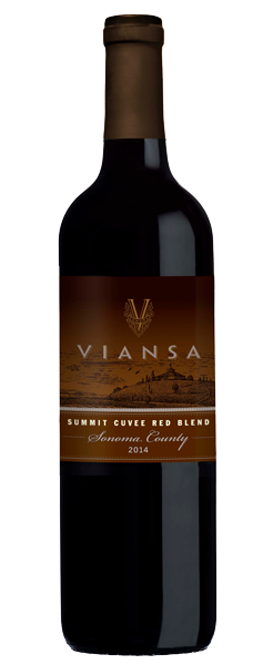 2014 Viansa Summit Cuvee Red Blend, Sonoma County, 750ml